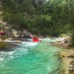 Pilot-Kurs Wildwasser-Packrafting in Tirol