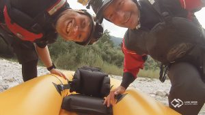 Soca with Twain Packraft © Land Water Adventures