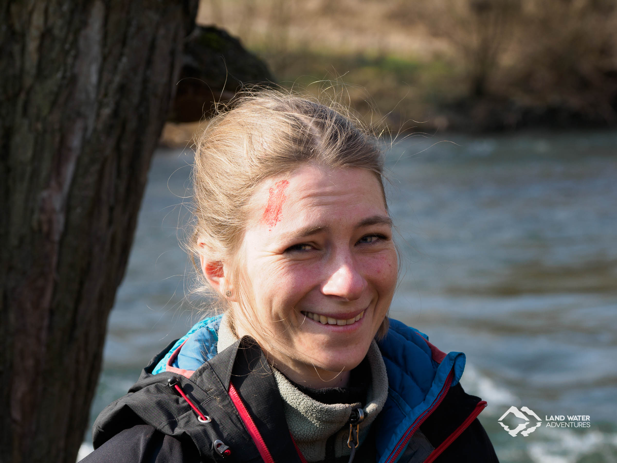 Opferdarstellerin Susanne © Land Water Adventures