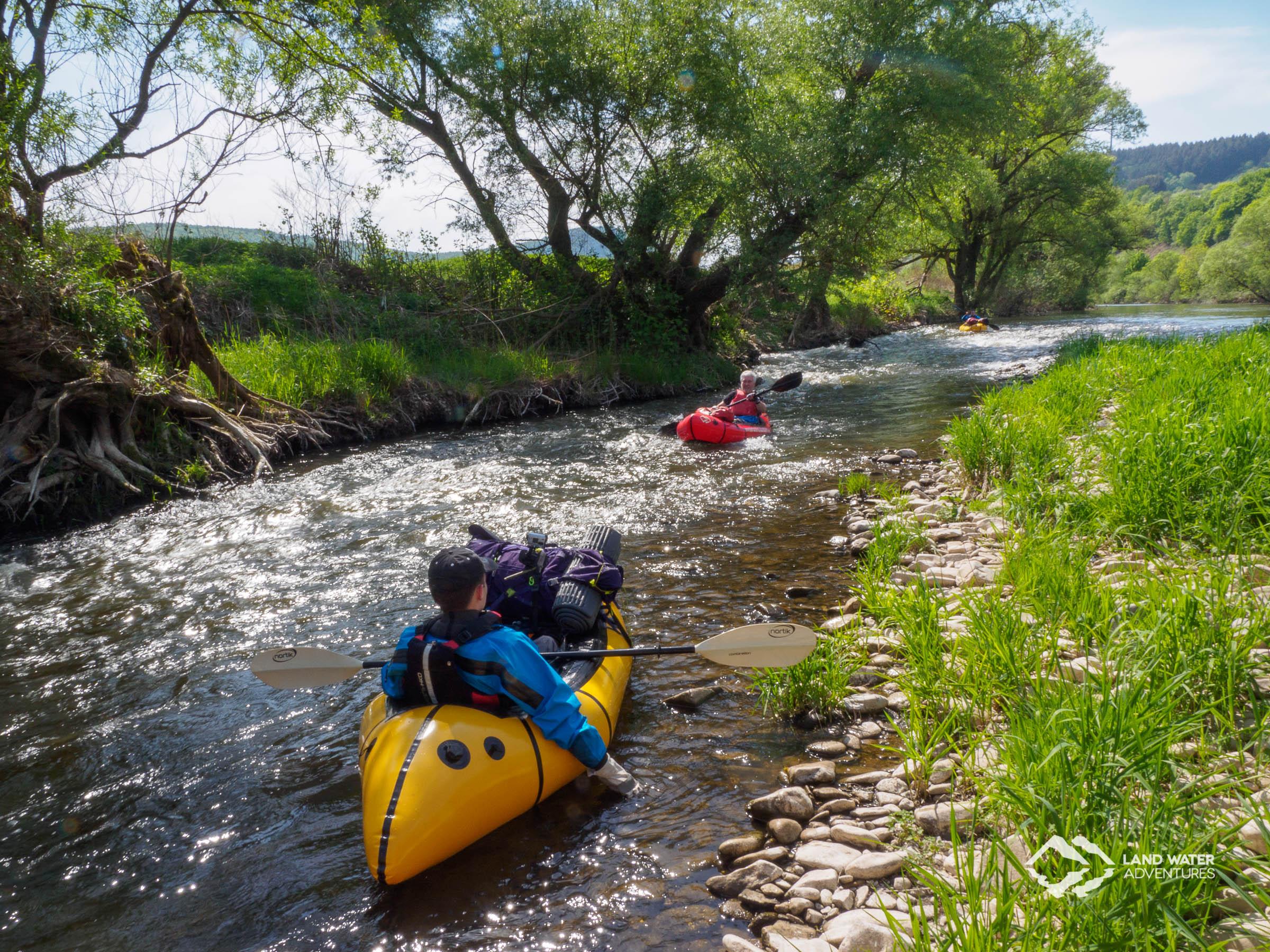 Nahe im Frühjahr © Land Water Adventures