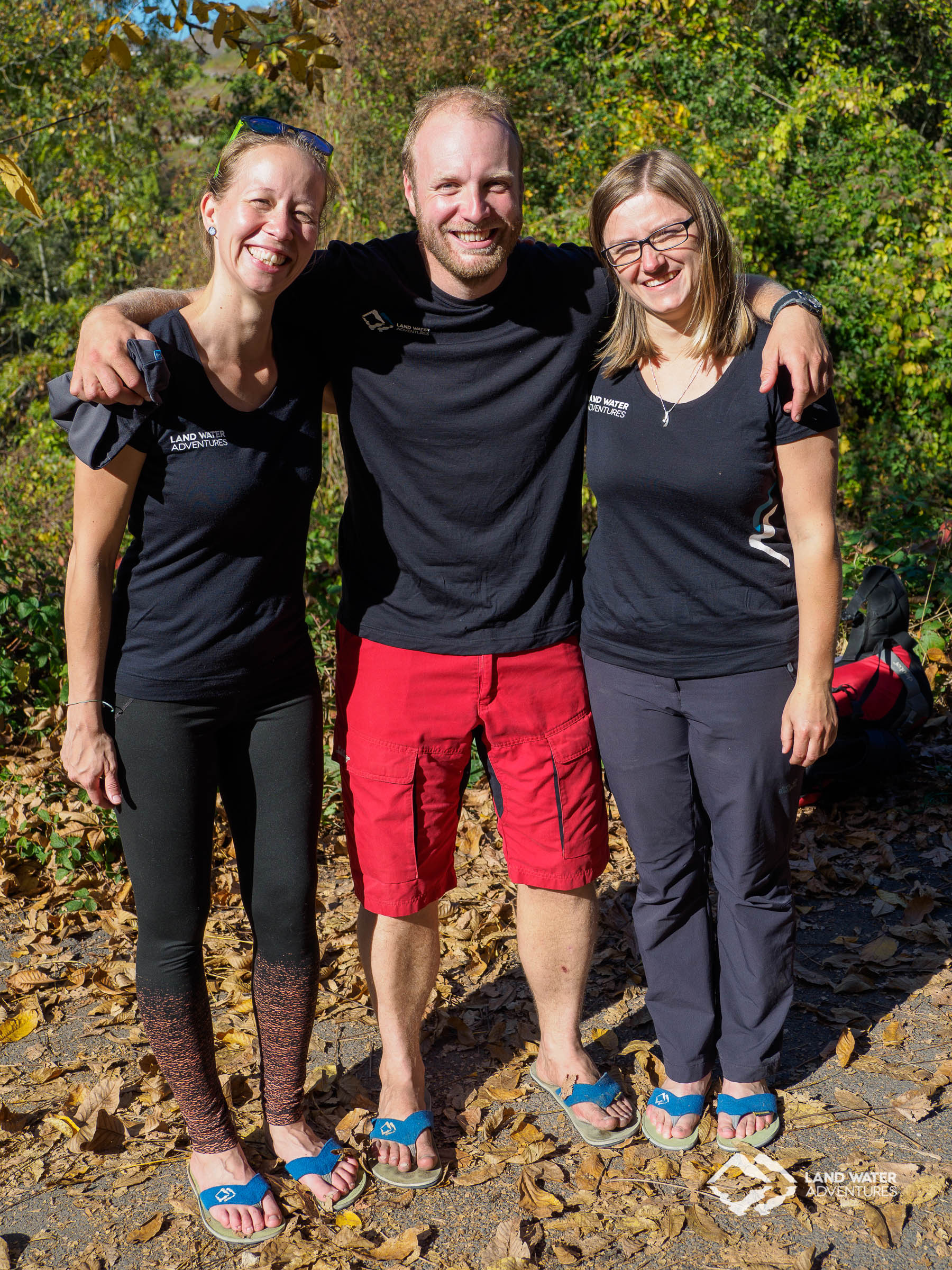 Doghammer im LWA-Team 2018 © Land Water Adventures