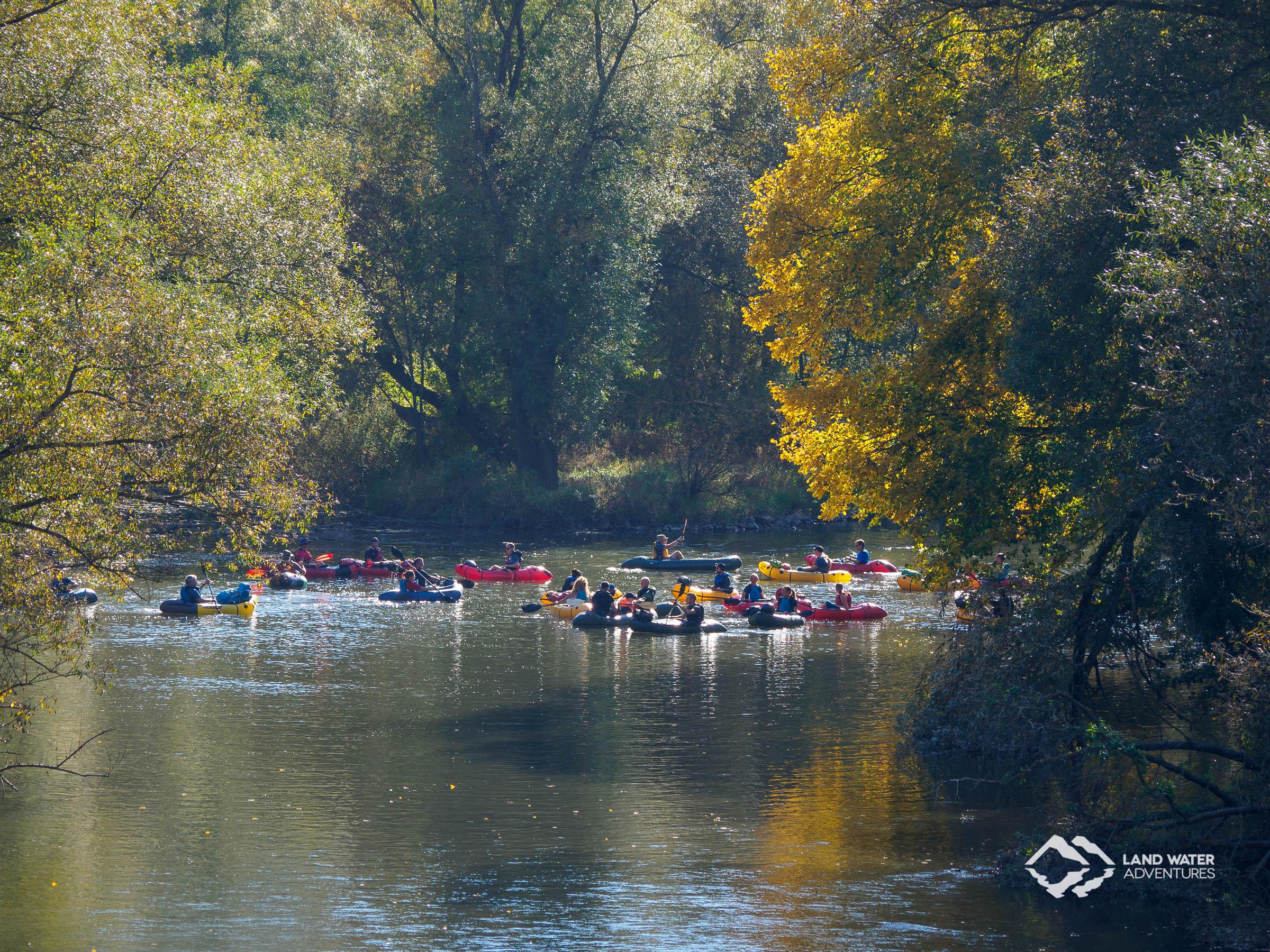 Nahe-Run Saisonabschluss 2018 © Land Water Adventures