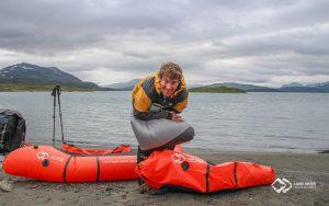 Jannis in Action © Land Water Adventures