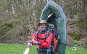 Jochen im Hunsrück © Land Water Adventures