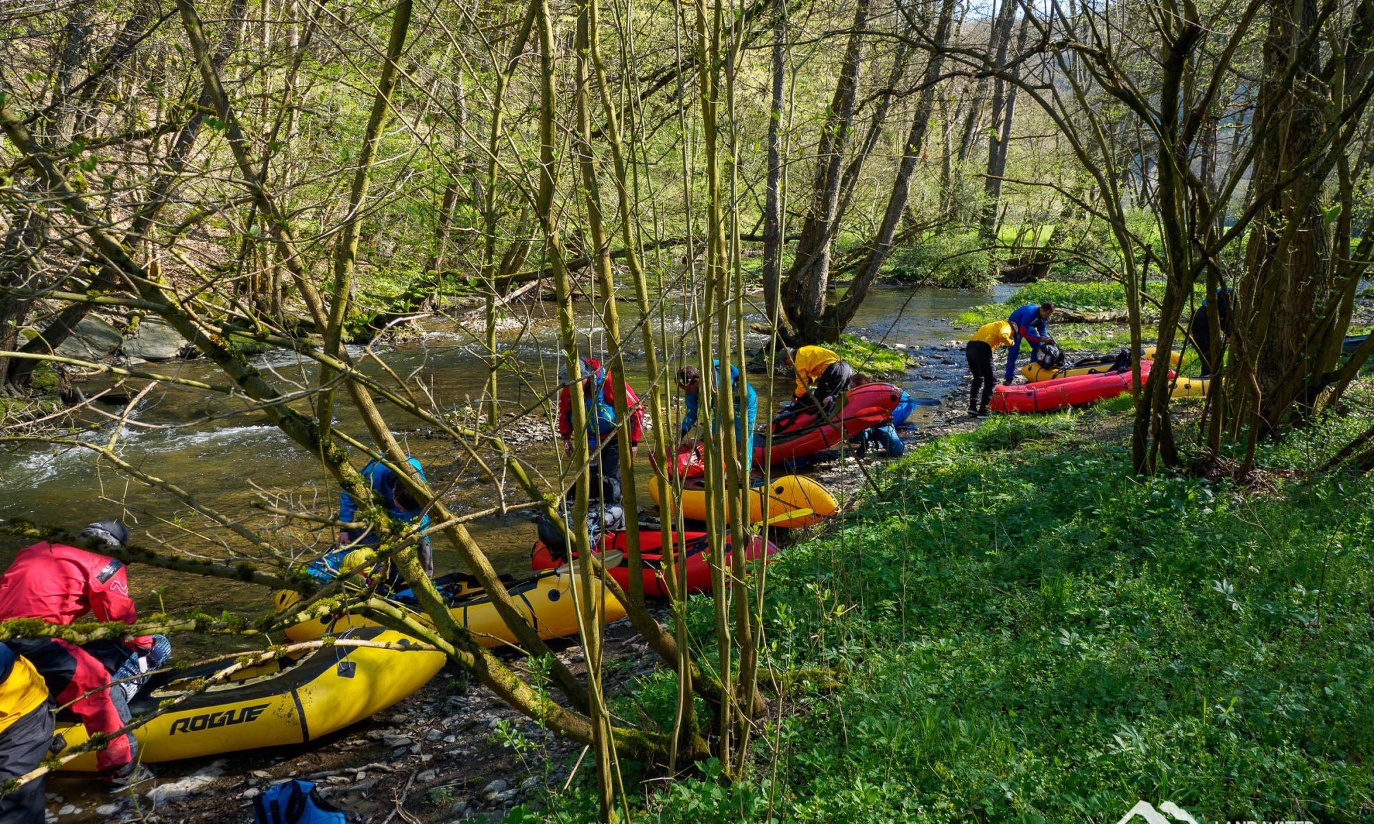 Frühling an den Hunsrückbächen © Land Water Adventures