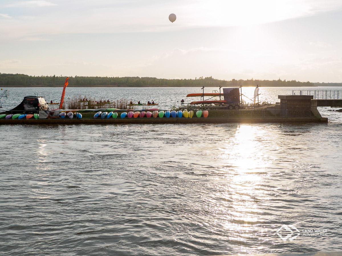 Kanupark Markkleeberg beim XXL_Paddelfestival © Land Water Adventures