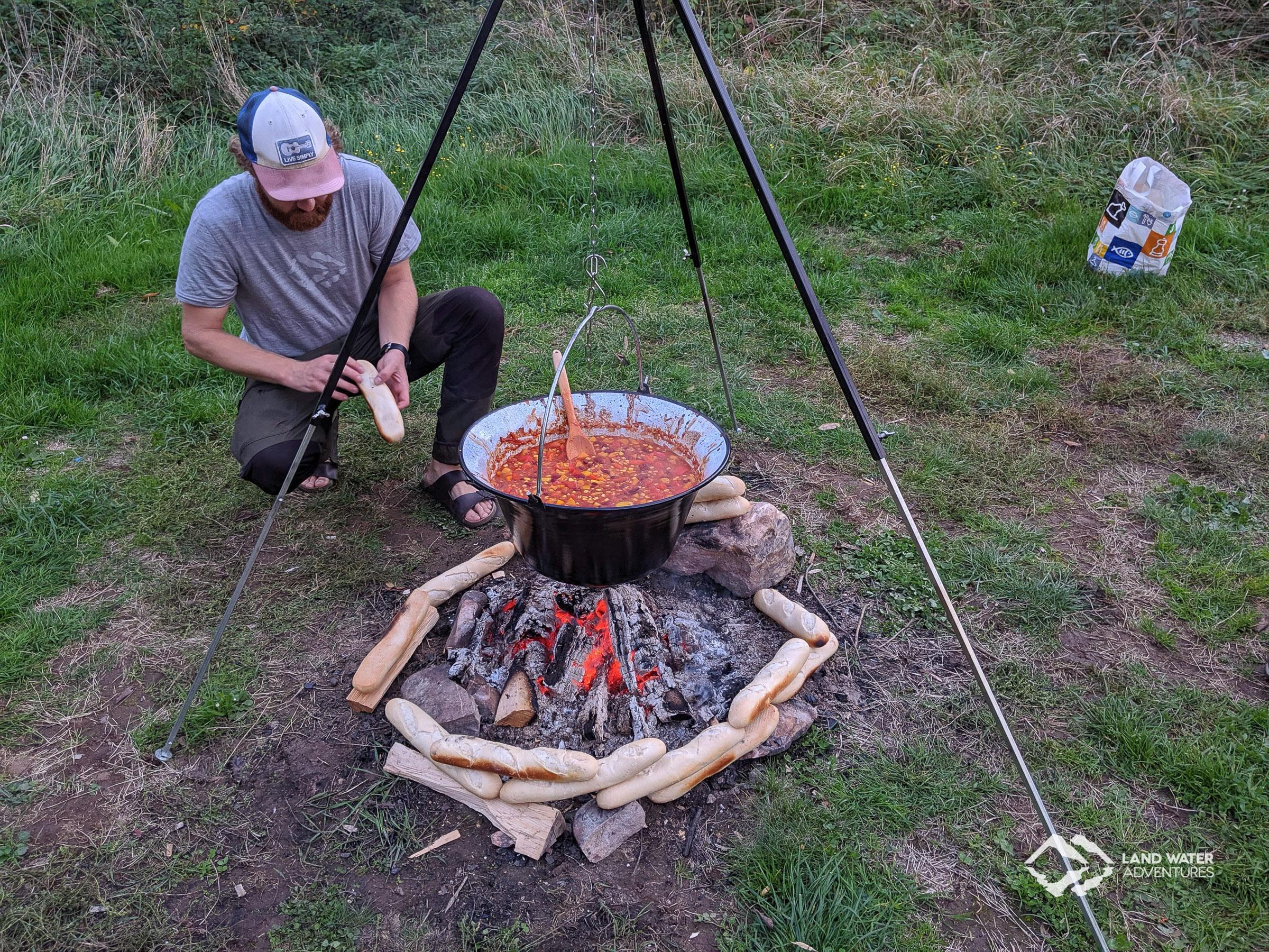 Hunsrück-Chili Saisonabschluss 2019 © Land Water Adventures